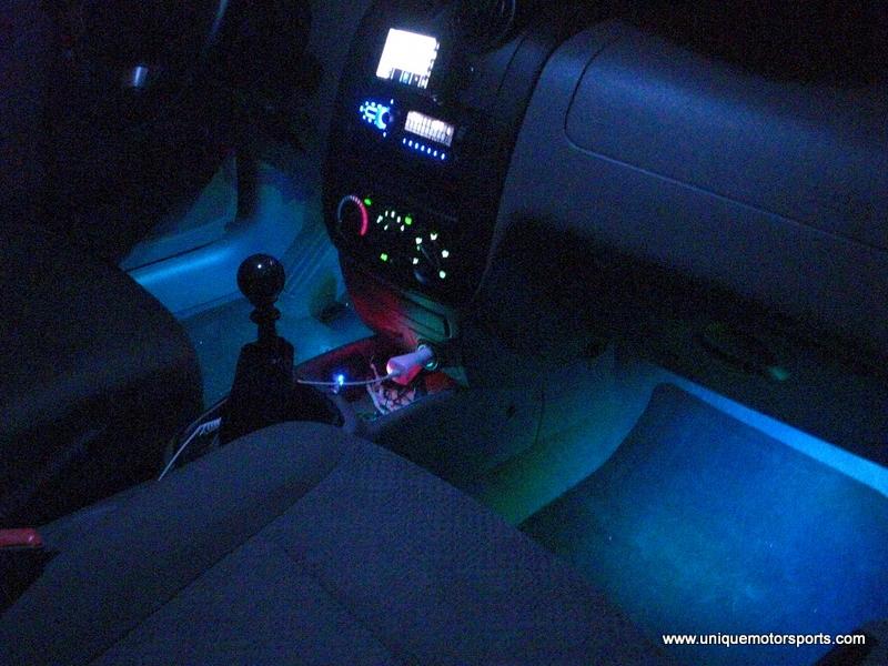 Aveo Interior LED Glow